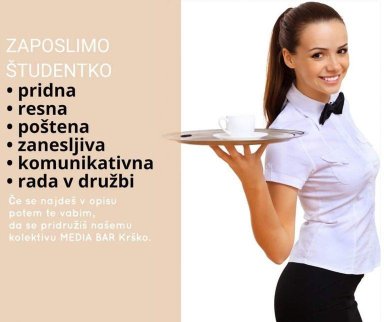 Oblikovanje slik za socialna omrežja - Media bar Krško